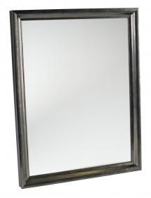 Spegelverkstad Spiegel Arjeplog Graphitgrau - Maßgefertigt