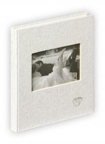 Walther Music Gästebuch - 23x25 cm (144 weiße Seiten / 72 Blatt)