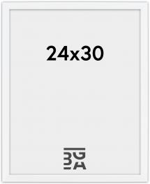 Galleri 1 Edsbyn Weiß 24x30 cm