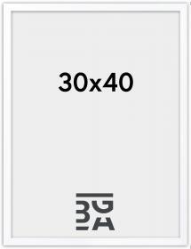 Soul Weiß 30x40 cm