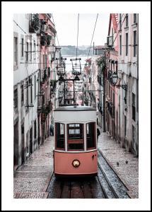 Lagervaror egen produktion Lisbon Cable Car