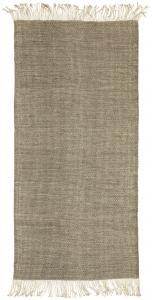 Boel&Jan Teppich Sandvik - Grau 70x140 cm