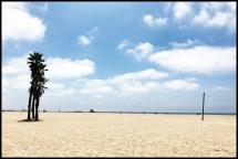 Bildverkstad Los Angeles Beach
