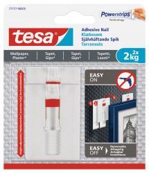 Estancia Tesa - Verstellbarer selbstklebender Nagel für alle Wandarten (max. 2x2kg)