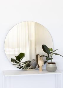 KAILA KAILA Runder Spiegel Dark Bronze 80 cm