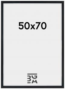 Estancia Stilren Acrylglas Schwarz 50x70 cm