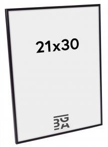 Can-Can Schwarz 21x30 cm