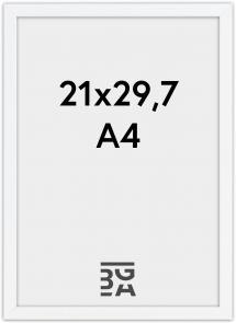 Galleri 1 Edsbyn Weiß 21x29,7 cm (A4)
