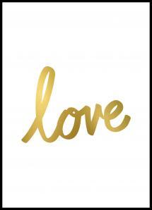 Lagervaror egen produktion Love