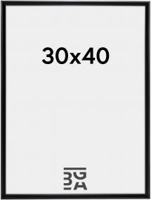 Walther Desire Schwarz 30x40 cm