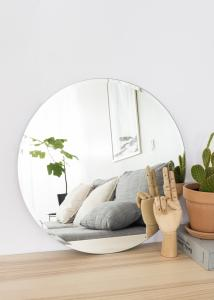 KAILA KAILA Runder Spiegel Deluxe 50 cm Ø