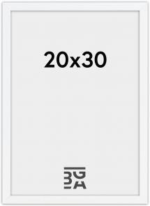 Estancia Galant Acrylglas Weiß 20x30 cm
