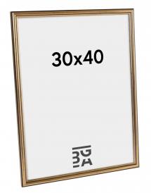 Horndal Gold 30x40 cm