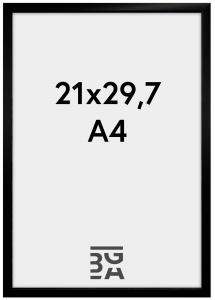BGA Nordic New Lifestyle Schwarz 21x29,7 cm (A4)
