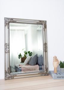 Artlink Spiegel Bologna Silber 50x70 cm