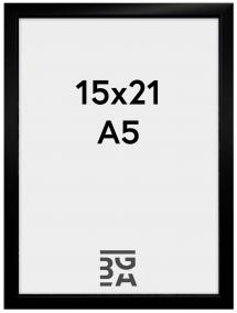 Walther Rahmen New Lifestyle Schwarz 15x21 cm (A5)