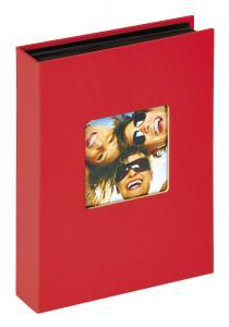 Walther Fun Minimax Album Rot - 60 Bilder 10x15 cm