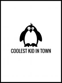 Bildverkstad Pingvin Cool