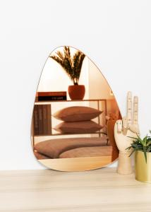 KAILA KAILA Spiegel Shape I Rose Gold 30x40 cm