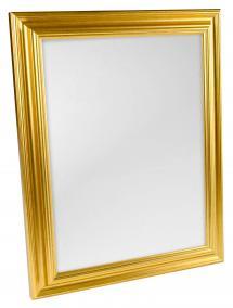 Spegelverkstad Spiegel Örbyhus Gold - Maßgefertigt