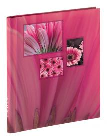 Difox Singo Album selbstklebend Rosa (20 weiße Seiten / 10 Blatt)
