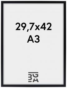 BGA Nordic Edsbyn Schwarz 29,7x42 cm (A3)
