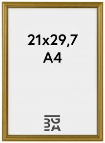 Classic Gold 21x29,7 cm (A4)