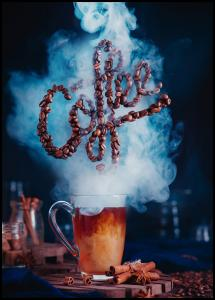Bildverkstad Smell the coffee