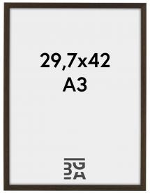 Galleri 1 Edsbyn Walnuss 29,7x42 cm (A3)