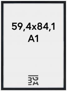 Estancia Stilren Plexiglas Schwarz 59,4x84,1 cm (A1)