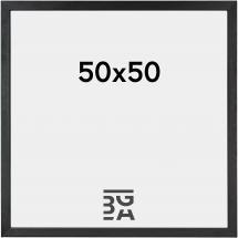 Galleri 1 Black Wood 50x50 cm