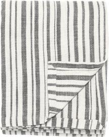 Svanefors Tischdecke Donna - Grau 150x350 cm