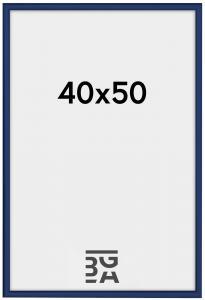New Lifestyle Blau 40x50 cm