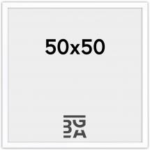 Artlink Amanda Box Weiß 50x50 cm