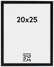 BGA Nordic Edsbyn Schwarz 20x25 cm
