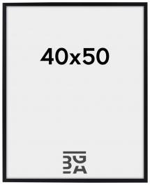 BGA Nordic Edsbyn Schwarz 40x50 cm