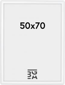 Galleri 1 White Wood 50x70 cm