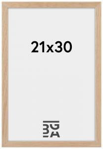 Focus Soul Plexiglas Eiche 21x30 cm
