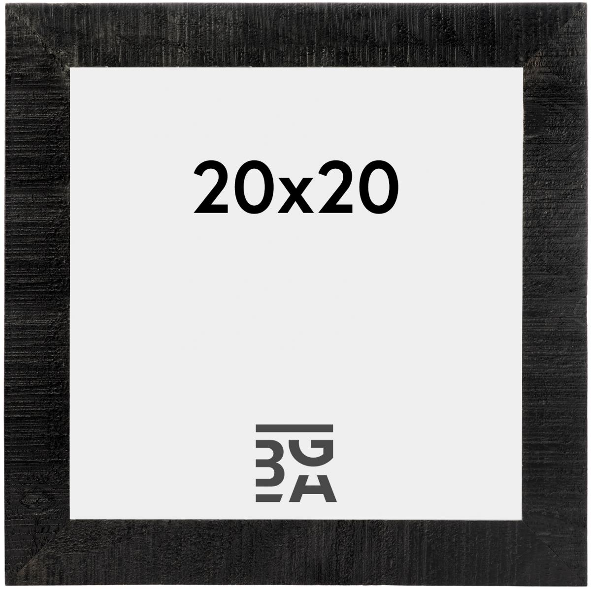 Rahmen Home Schwarz 20x20 cm