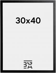 Artlink Trendy Schwarz 30x40 cm