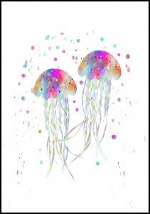 Bildverkstad Jellyfishes stingers
