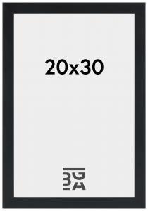 Estancia Stilren Schwarz 20x30 cm