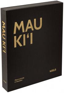 KAILA KAILA MAU KI'I - Coffee Table Photo Album (60 Schwarze Seiten)