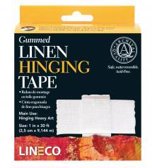 Konstlist Lineco Linen Hinging Tape