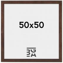 Estancia Stilren Plexiglas Walnuss 50x50 cm