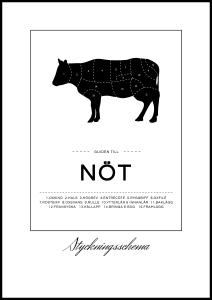 Bildverkstad Zuschnitte Rind