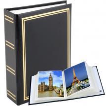 Exclusive Line Minimax Album Schwarz - 100 Bilder 10x15 cm