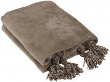 Fondaco Decke Noah - Flachs 130x150 cm
