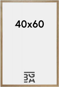 Artlink Rahmen Trendy Eiche 40x60 cm
