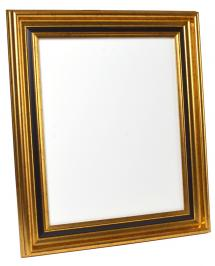 Ramverkstad 60x90 Ombud Spiegel Gysinge Gold - Maßgefertigt